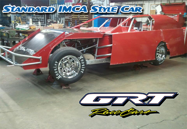 Open Wheel Dirt Race Car For Sale